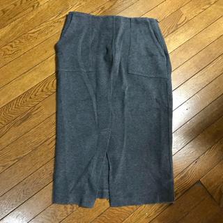 ドゥドゥ(DouDou)のタイトスカート(ひざ丈スカート)