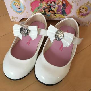 ディズニー(Disney)のビビディバビディブティック 靴 プリンセス 17☆(フォーマルシューズ)