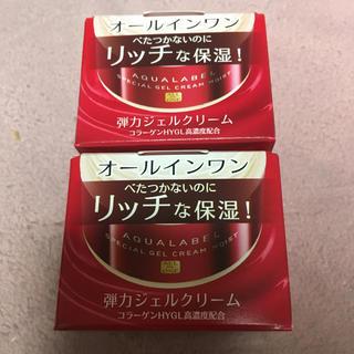 アクアレーベル(AQUALABEL)のアクアレーベルスペシャルジェルクリーム 40g×2個(オールインワン化粧品)