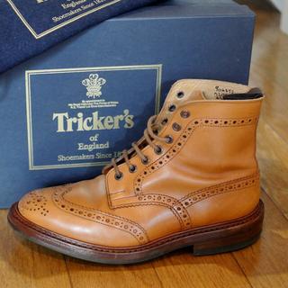 トリッカーズ(Trickers)のトリッカーズ カントリー ブーツ MALTON(ブーツ)