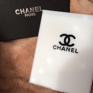 CHANEL - ミラー ホワイト