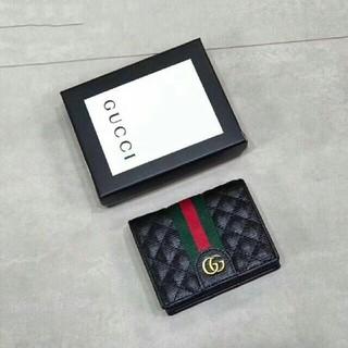 グッチ(Gucci)のGUCCI グッチ 二つ折り財布 (長財布)
