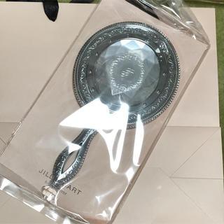 ジルスチュアート(JILLSTUART)のジルスチュアート お姫様 ハンドミラー 新品未開封 手鏡(ミラー)
