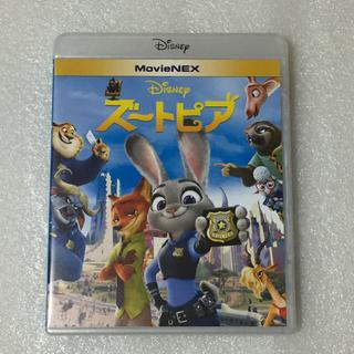 Disney - ブルーレイのみ【ズートピア】国内正規版 純正ケース付