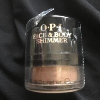 オーピーアイ(OPI)のOPI ボディシマーパウダー(ボディクリーム)