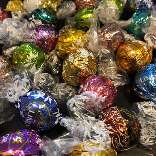 リンツ(Lindt)ののの様専用 リンドール チョコレート(菓子/デザート)