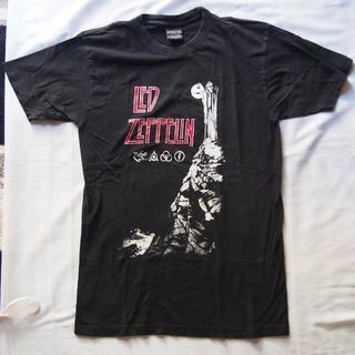 ツェッペリン(ZEPPELIN)のTシャツ:RED ZEPPELIN(Tシャツ/カットソー(半袖/袖なし))