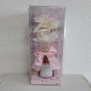 サクラ ボンボヤージュ!ルームフレグランス 桜の香り 春の香り 新品未開封(アロマディフューザー)