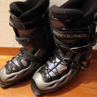 ロシニョール(ROSSIGNOL)の【中古】ロシニョール SOFT light3 27-27.5cm 315mm(ブーツ)