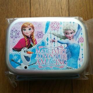 ディズニー(Disney)のアナと雪の女王 アルミ お弁当箱(弁当用品)