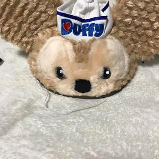 ダッフィー(ダッフィー)のアメリカディズニーランド限定!DUFFY帽子(キャラクターグッズ)