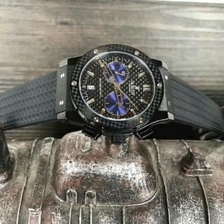 【高級HUBLOT時計 】☆ ウブロ HUBLOT メンズ 腕時計 42MM