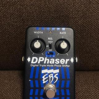 EBS Dphaser(フェイザー)ベース・エフェクター