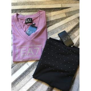 アルマーニ(Armani)のARMANI アルマーニ レディスTシャツ&チューブトップ(93011829)(Tシャツ(半袖/袖なし))
