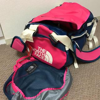 ザノースフェイス(THE NORTH FACE)のS ノースフェイス BC ダッフルバッグ 新品 ドラムバッグ bag(ドラムバッグ)