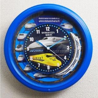 新幹線クロック 型番:SR-WC15001BL(電車のおもちゃ/車)