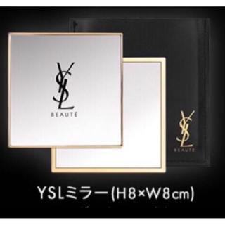 イヴサンローランボーテ(Yves Saint Laurent Beaute)のYSL イヴ・サンローラン コスメティックス 非売品 ノベルティ ミラー 鏡 (ミラー)