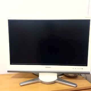 シャープ(SHARP)のSHARP AQUOS 32型 ホワイト  (テレビ)