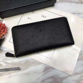 プラダ(PRADA)のプラダ ブラック 長財布(長財布)