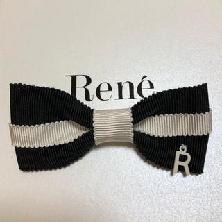 René - ルネ おリボン ブローチ