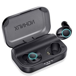 【最新版】ワイヤレス イヤホン Hi-Fi 高音質Bluetooth5.0(ヘッドフォン/イヤフォン)