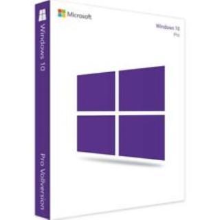 マイクロソフト(Microsoft)のお値打Windows10プロ 日本語 サポート付き!(PC周辺機器)