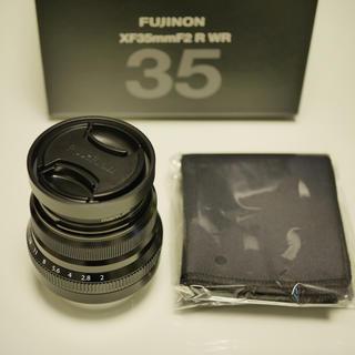 フジフイルム(富士フイルム)のFUJINON XF 35mmF2 R WR(レンズ(単焦点))
