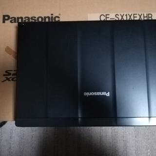 パナソニック(Panasonic)のLet´s note SX1 CF-SX1XEXHR ブラック 中古(ノートPC)