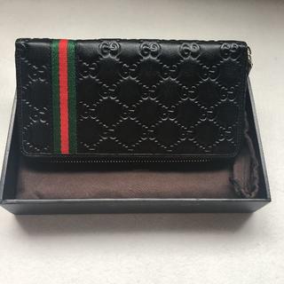 グッチ(Gucci)のグッチ 長財布 メンズ(長財布)