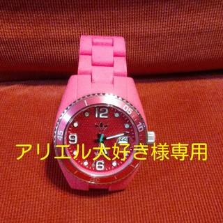 アディダス(adidas)のアリエル大好き様専用adidas腕時計(腕時計)