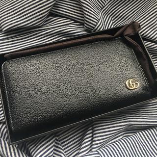 グッチ(Gucci)のグッチ 長財布 ブラック(長財布)