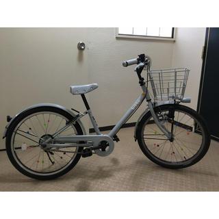 Mayuさま 専用ビッケ キッズ 22インチ(自転車)