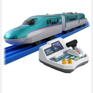 タカラトミー(Takara Tomy)のトミカ プラレール!マスコン 新幹線はやぶさ(電車のおもちゃ/車)