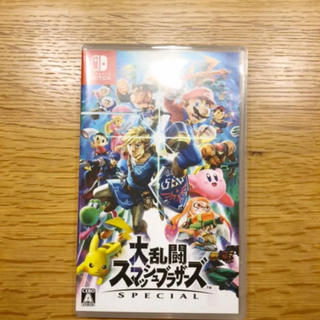 Nintendo Switch - スイッチ スマブラ