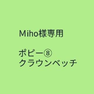 Miho様専用 【ポピー⑧】ブルー系ミックス 種子30粒(その他)
