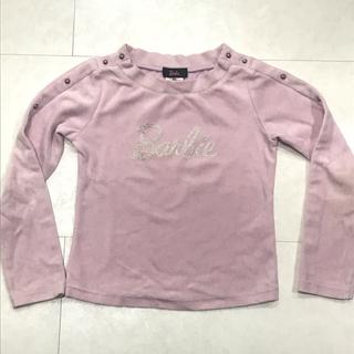 バービー(Barbie)のバービー 長袖  130センチ(Tシャツ/カットソー)