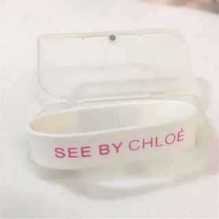 SEE BY CHLOE バングル型USB