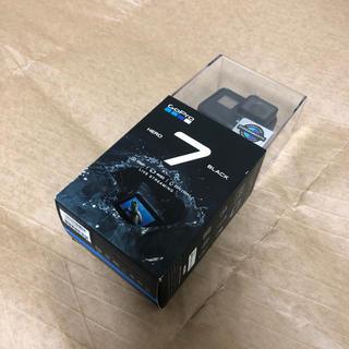 ゴープロ(GoPro)のGoPro HERO 7 BLACK 新品未使用(ビデオカメラ)