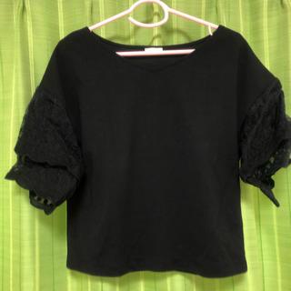 ジーユー(GU)の半袖(Tシャツ(半袖/袖なし))