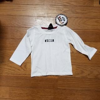シマムラ(しまむら)の長袖☆ロゴTシャツ(シャツ/カットソー)
