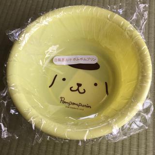サンリオ(サンリオ)の新品 サンリオ くじ 風呂おけ ポムポムプリン(キャラクターグッズ)