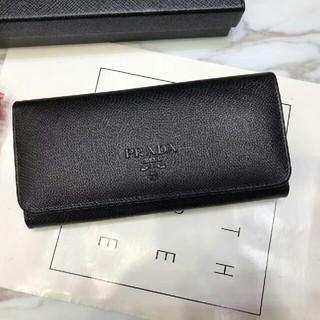 プラダ(PRADA)の新品 プラダ PRADA 財布 L0176A長財布 レザー   (長財布)