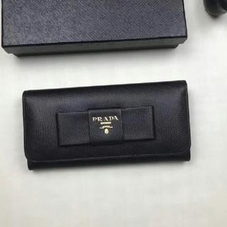 プラダ(PRADA)の新品 プラダ PRADA 財布1132長財布 レザー   (長財布)