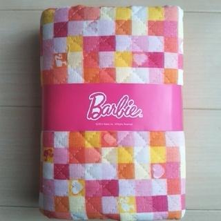 バービー(Barbie)のBarbieバービー ダブルガーゼキルト 50 未使用品 布地 (生地/糸)