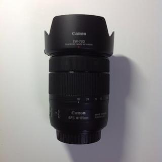 キヤノン(Canon)のCanon EF-S 18-135mm USM (レンズ(ズーム))