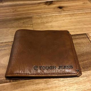 タフ(TOUGH)のTOUGH Jeansmith 二つ折り財布(折り財布)