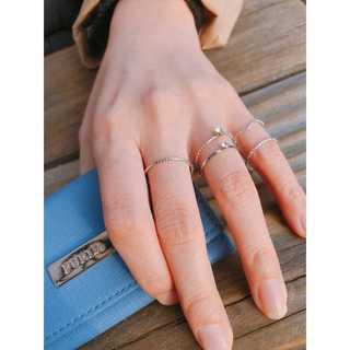 リング 指輪 アクセサリー シルバー レディース 5本セット 新品 人気(リング(指輪))