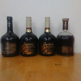 サントリー(サントリー)のサントリーウイスキー+ブランデー(ウイスキー)