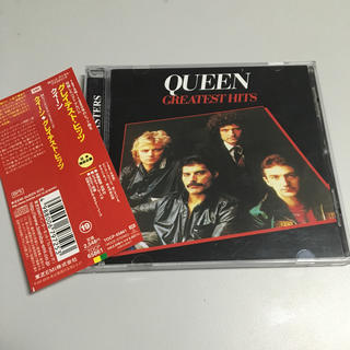 QUEEN / GREATEST HITS(ポップス/ロック(洋楽))