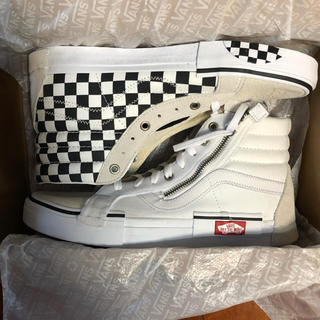 ヴァンズ(VANS)のVans Sk8-hi Reissue Cap Cut and Paste(スニーカー)